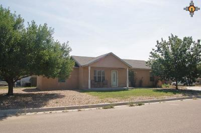 Portales Single Family Home For Sale: 1126 N Austin