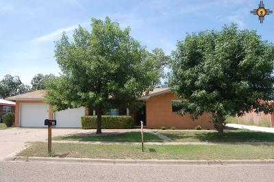 Portales NM Single Family Home For Sale: $157,900