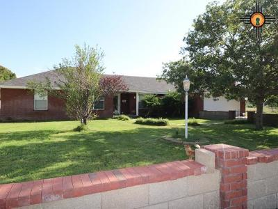 Portales Single Family Home For Sale: 1581 Simnacher