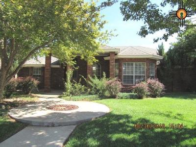Clovis Single Family Home For Sale: 2356 Fairway Terrace