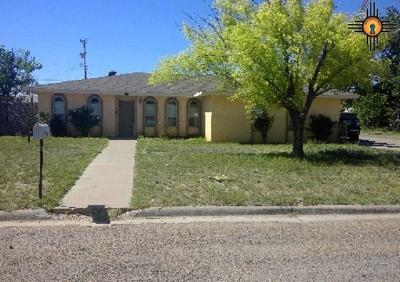 Portales NM Single Family Home For Sale: $145,000