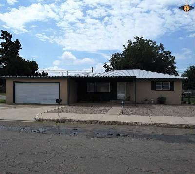 Clovis Single Family Home For Sale: 701 Sandia