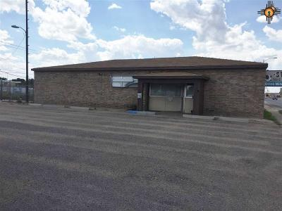 Roosevelt County Commercial For Sale: 708 E 2nd St