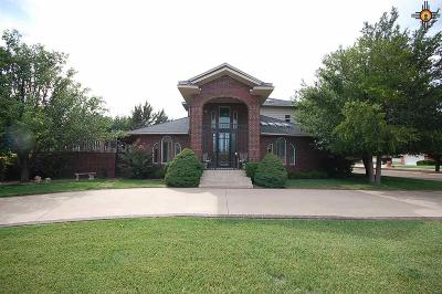 Single Family Home For Sale: 3904 Eagle Way