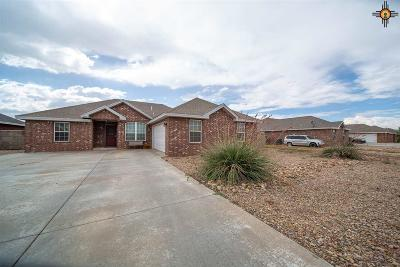 Portales Single Family Home Under Contract-Don't Show: 2228 Boxwood Circle