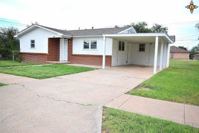 Portales NM Single Family Home For Sale: $69,900