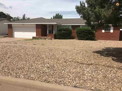Clovis NM Single Family Home For Sale: $150,000