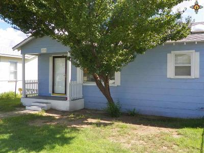 Portales NM Single Family Home For Sale: $69,000