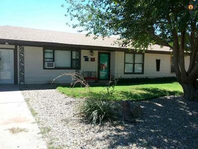 Portales NM Single Family Home For Sale: $135,000