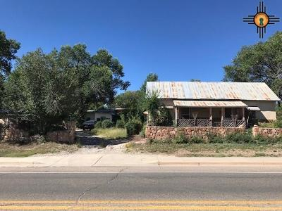 Las Vegas Single Family Home For Sale: 1111/1113 New Mexico Ave