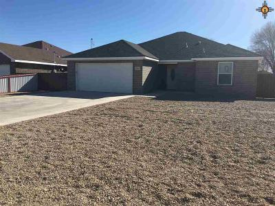 Clovis NM Single Family Home For Sale: $160,000