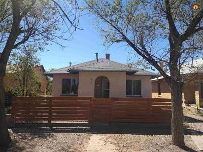 Gallup Single Family Home For Sale: 517 W Princeton