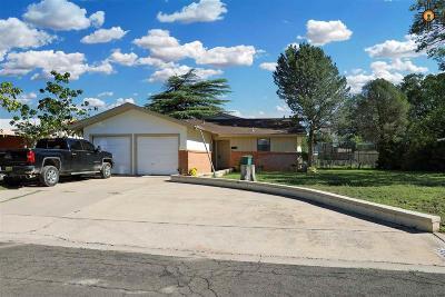 Hobbs Single Family Home For Sale: 1512 E Highland Dr.