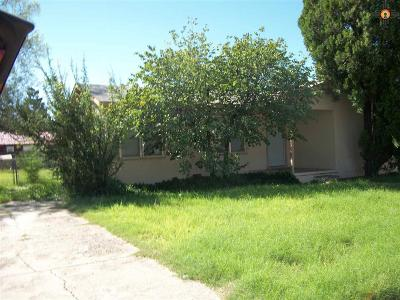 Roosevelt County Single Family Home For Sale: 905 W 16th Lane
