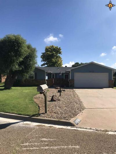 Single Family Home For Sale: 3625 Palmer Court