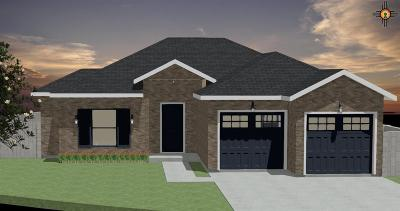 Hobbs Single Family Home For Sale: 1124 Mesa Verde