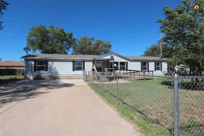 Portales NM Manufactured Home For Sale: $64,900