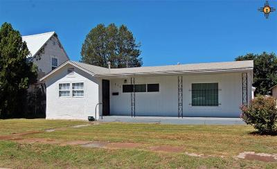 Portales Single Family Home For Sale: 828 W 14th St
