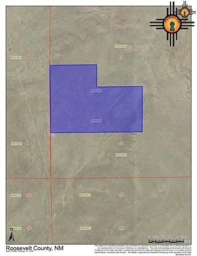 Melrose NM Residential Lots & Land For Sale: $35,000