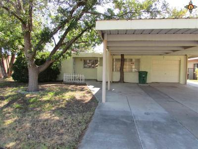 Hobbs Single Family Home For Sale: 2712 N Northacres Dr.
