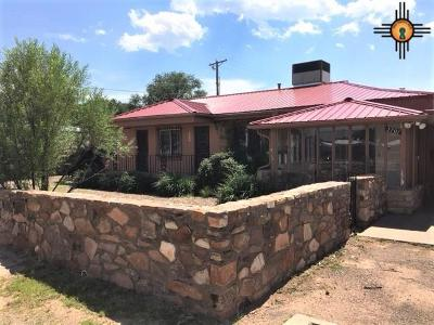 Single Family Home For Sale: 2701 Hot Springs