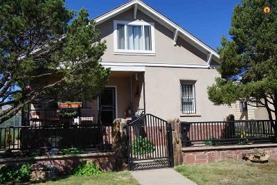Las Vegas Single Family Home For Sale: 909 Railroad Ave