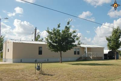 Portales Manufactured Home For Sale: 1501 N Austin