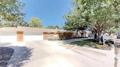 Clovis NM Single Family Home For Sale: $240,000