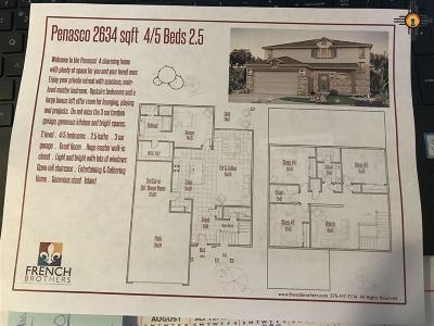 Artesia Single Family Home Active, U/C-Take Back Ups: 2508 W Bullock