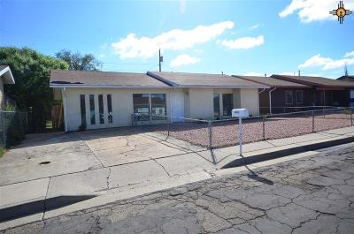 Gallup Single Family Home For Auction: 1711 Calle Pinon