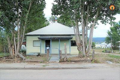 Raton NM Single Family Home For Sale: $69,800