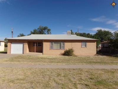 Portales Single Family Home For Sale: 528 W 16th Lane