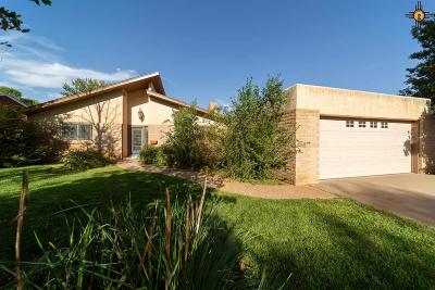 Curry County Single Family Home For Sale: 1711 Fairway Terrace