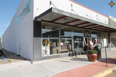 Curry County Commercial For Sale: 421 Main St.