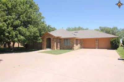 Curry County Single Family Home For Sale: 416 Diamondhead
