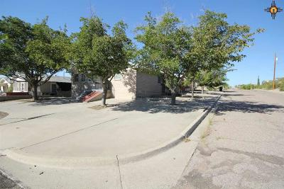 Sierra County Multi Family Home For Sale: 702 SW 8th