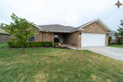 Curry County Single Family Home For Sale: 4513 Sandstone