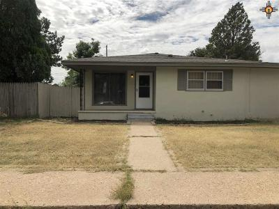 Portales Single Family Home For Sale: 237 New Mexico Dr