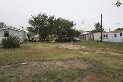 Lovington Residential Lots & Land Under Contract-Don't Show: 108 S Eddy