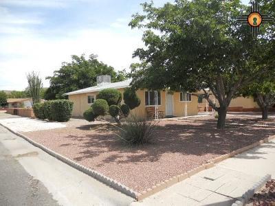 Sierra County Single Family Home For Sale: 717 Corbett St.