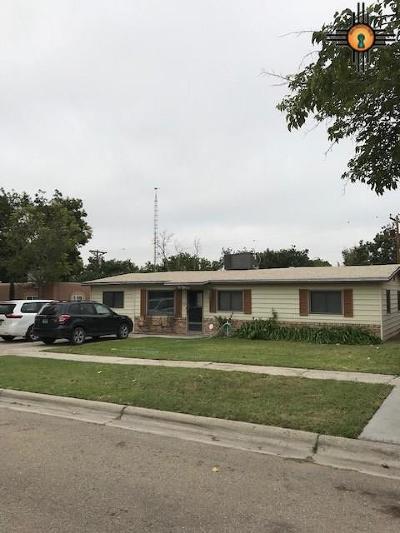 Carlsbad Single Family Home Active, U/C-Take Back Ups: 405 Nelson Street