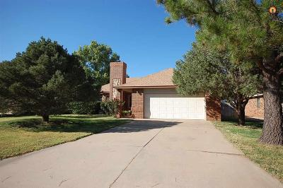 Clovis NM Single Family Home For Sale: $178,500