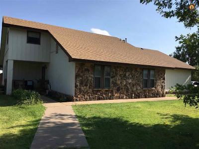 Clovis Single Family Home For Sale: 201 Remuda
