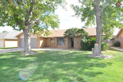 Clovis Single Family Home Under Contract-Don't Show: 2221 Putnam