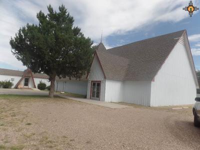 Roosevelt County Commercial For Sale: 820 W 17th Street