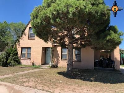 Hobbs NM Single Family Home For Sale: $55,000