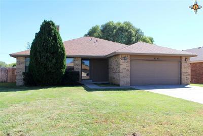 Clovis Single Family Home For Sale: 3705 Ben Crenshaw