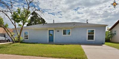Clovis Single Family Home For Sale: 621 W 18th