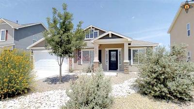 Hobbs Single Family Home For Sale: 5106 W Big Red Rd