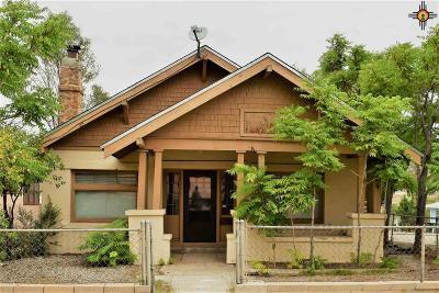 Gallup Single Family Home For Sale: 311 E Aztec